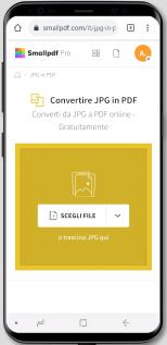 2019-08-30 - Convertitore da JPG a PDF per Android