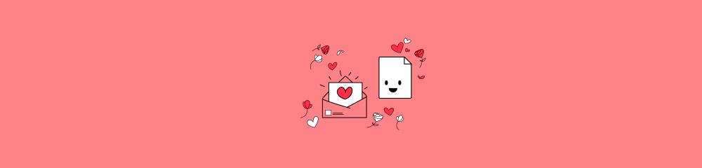 printable valentine cards banner
