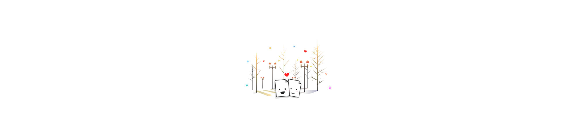 love banner smallpdf