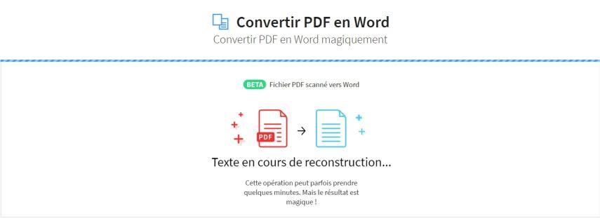 2019-02-12 - Comment Chercher Des Mots Et Des Phrases Dans Un PDF - PDF en Word avec Smallpdf, la magie de la ROC