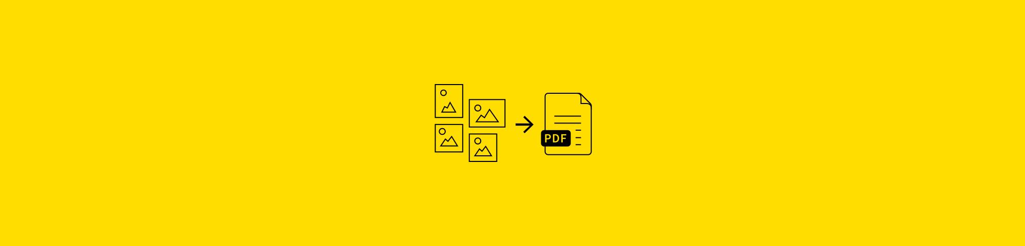 Convertir png a pdf
