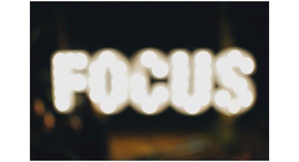2020-07-30 - Bagaimana Agar Tetap Fokus Pada Pekerjaan Di Tahun 2020 - Fokus
