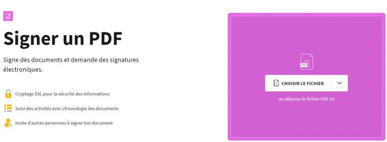 2021-02-05 - DocuSign vs ses 3 meilleures alternatives - outil Signer un PDF sur Smallpdf en ligne