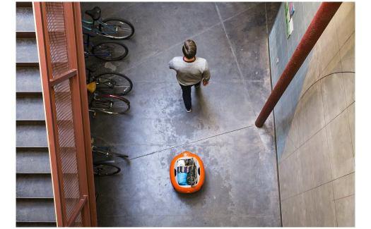 2020-07-21 – Geek Geschenk Gita-Roboter von Piaggio Fast Forward