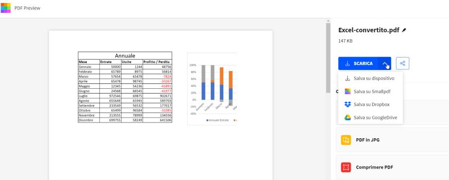 2019-09-19 - Come convertire file in formato PDF online