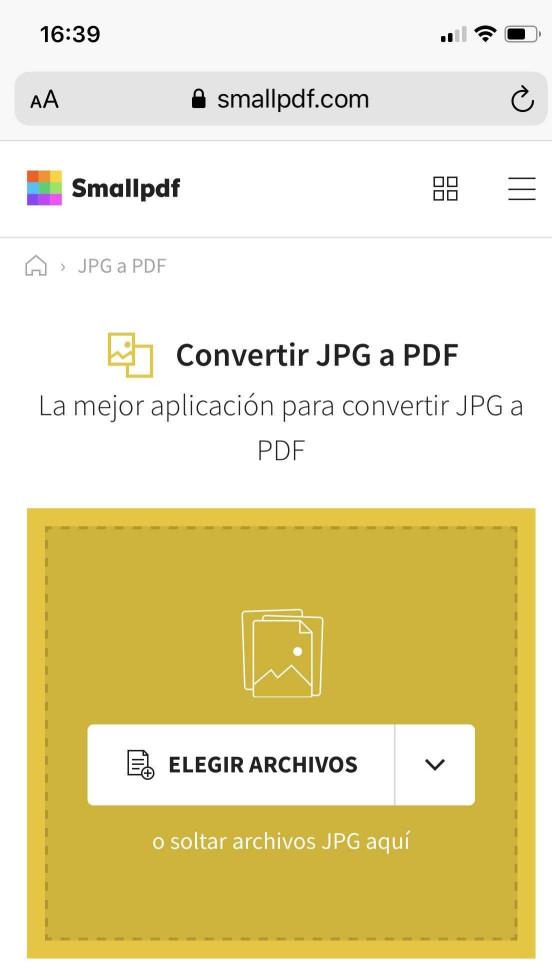 convertir imagenes jpg a pdf en android2