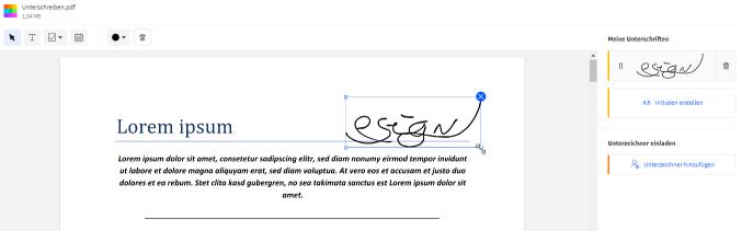 2020-09-01 - Smallpdf veröffentlicht verbessertes eSign Tool – Schritt 6