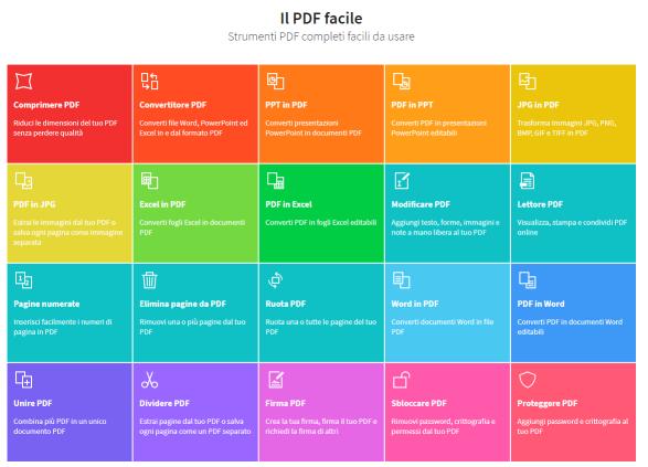 2019-10-25 - Converti da Word a JPG online e gratuitamente - Tutti gli strumenti di Smallpdf