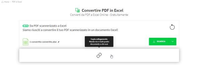 2020-01-17 - Convertire da JPG a Excel scopri come - condividere un file