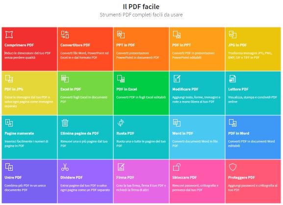 2019-11-13 - Come eliminare una pagina in Word - Tutti i tool su Smallpdf