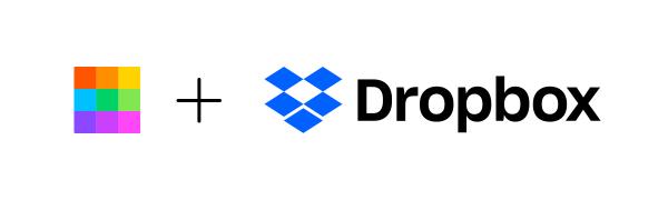 2018-11-27 - Smallpdf integriert sich mit Dropbox - Logos