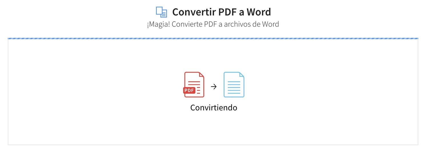 Cómo Convertir Un Pdf Escaneado A Word Smallpdf
