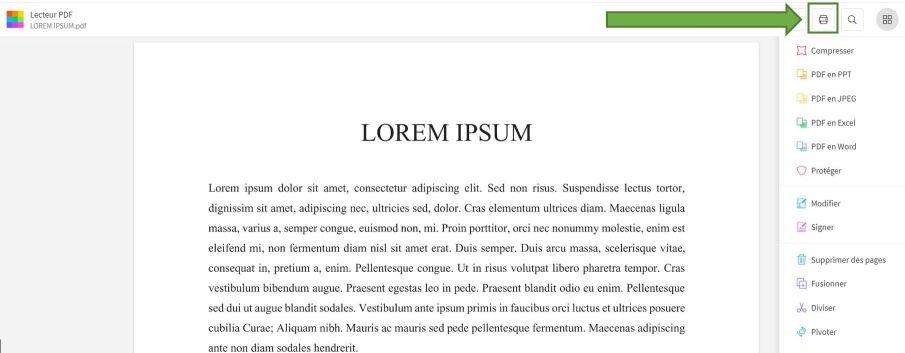 2020-10-22 - Comment Imprimer Un PDF En Ligne De 3 Manières Différentes - imprimer un PDF avec le Lecteur PDF de Smallpdf