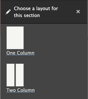 layout-builder-choose-layout