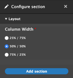 layout-builder-two-column