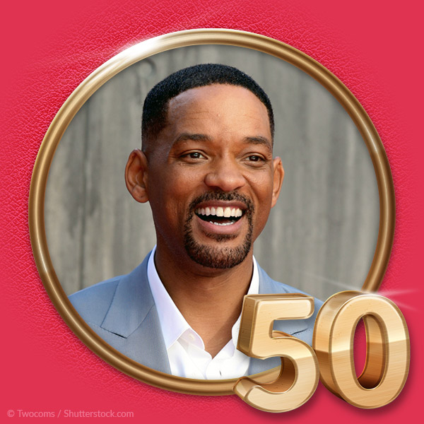 SEPTEMBER 25 - Will Smith