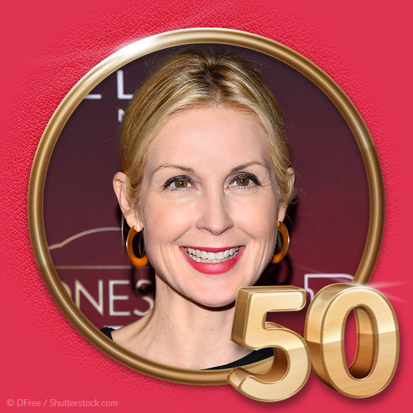 NOVEMBER 6 - Kelly Rutherford