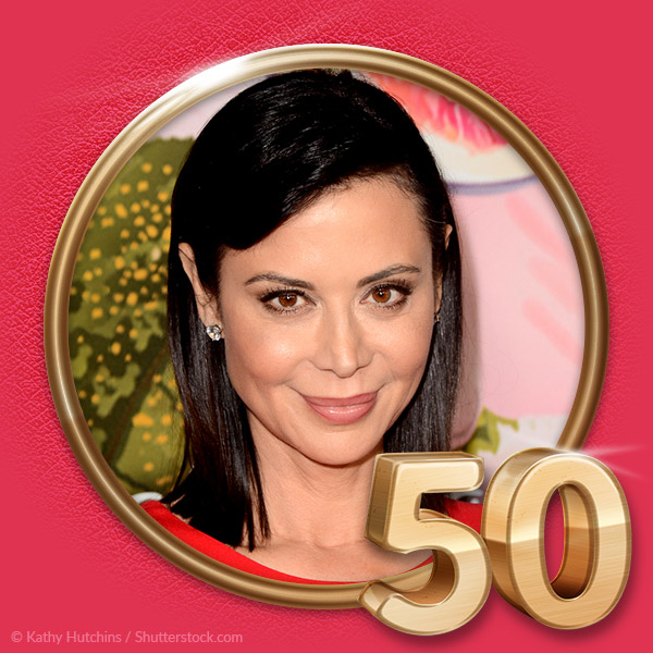 AUGUST 14 - Catherine Bell