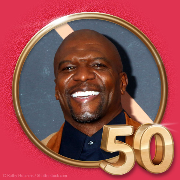 JULY 30 - Terry Crews