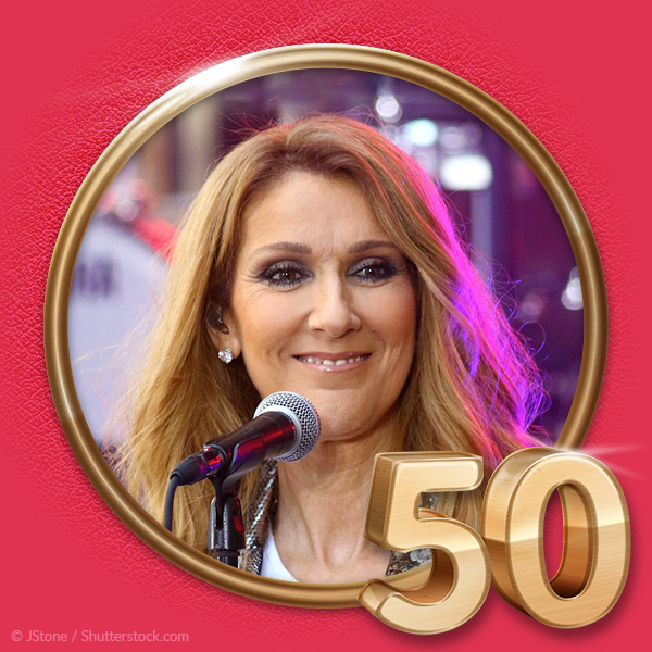 MARCH 30 - Celine Dion