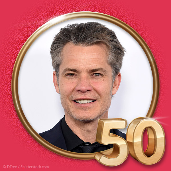 MAY 20 - Timothy Olyphant