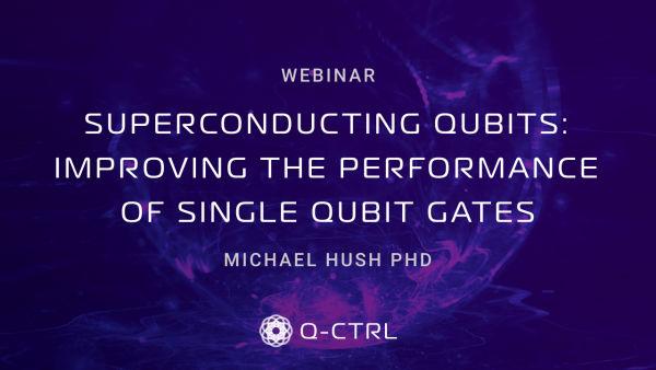 Superconducting qubits: Improving the performance of single qubit gates cover image