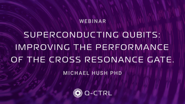 Superconducting qubits: Improving the performance of the cross resonance gate. cover image