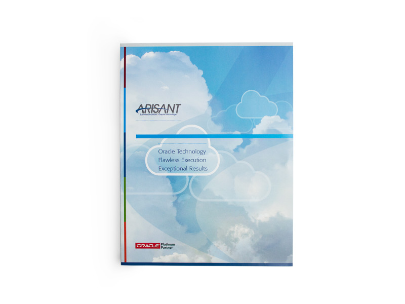 Arisant – Overview Brochure Cover