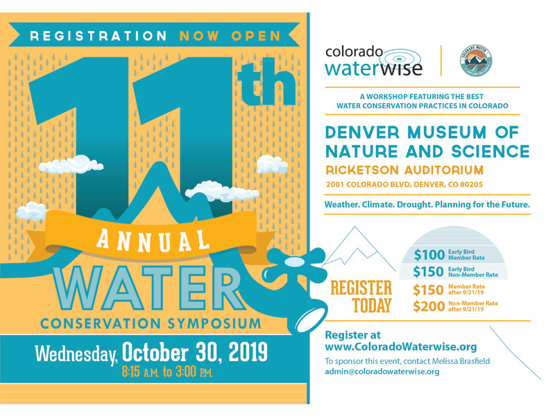 Colorado WaterWise – Post Card 5x7