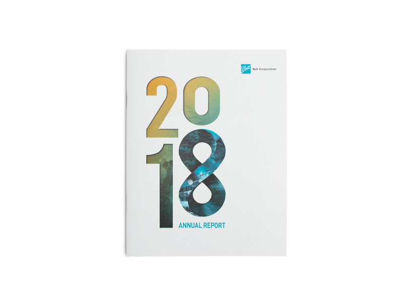 Ball Corporation – 2018 Annual Report – Cover