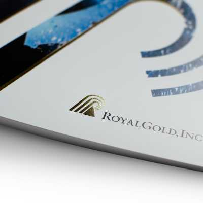Royal Gold – Corporate Collateral
