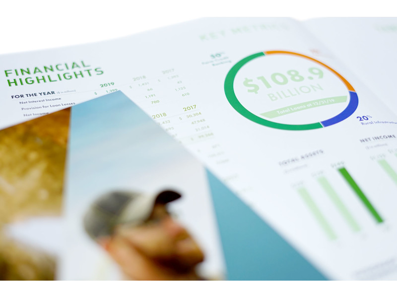 CoBank – 2019 Annual Report – Financial Highlights detail
