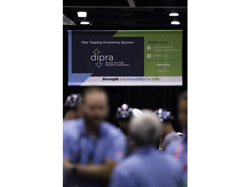 DIPRA – ACE 19 Pipe Tapping Banner