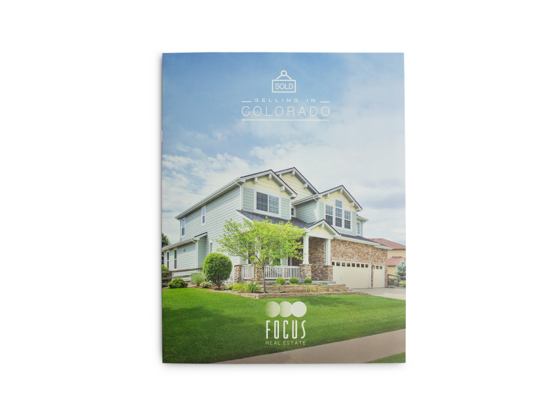 Focus Real Estate – Selling In Colorado Packet Cover