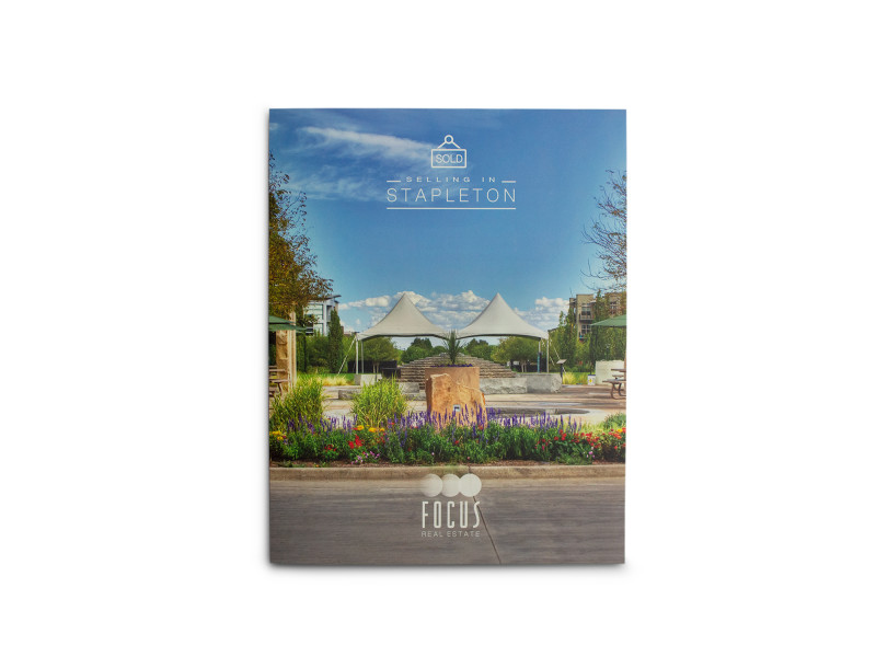 Focus Real Estate – Selling In Stapleton Packet Cover
