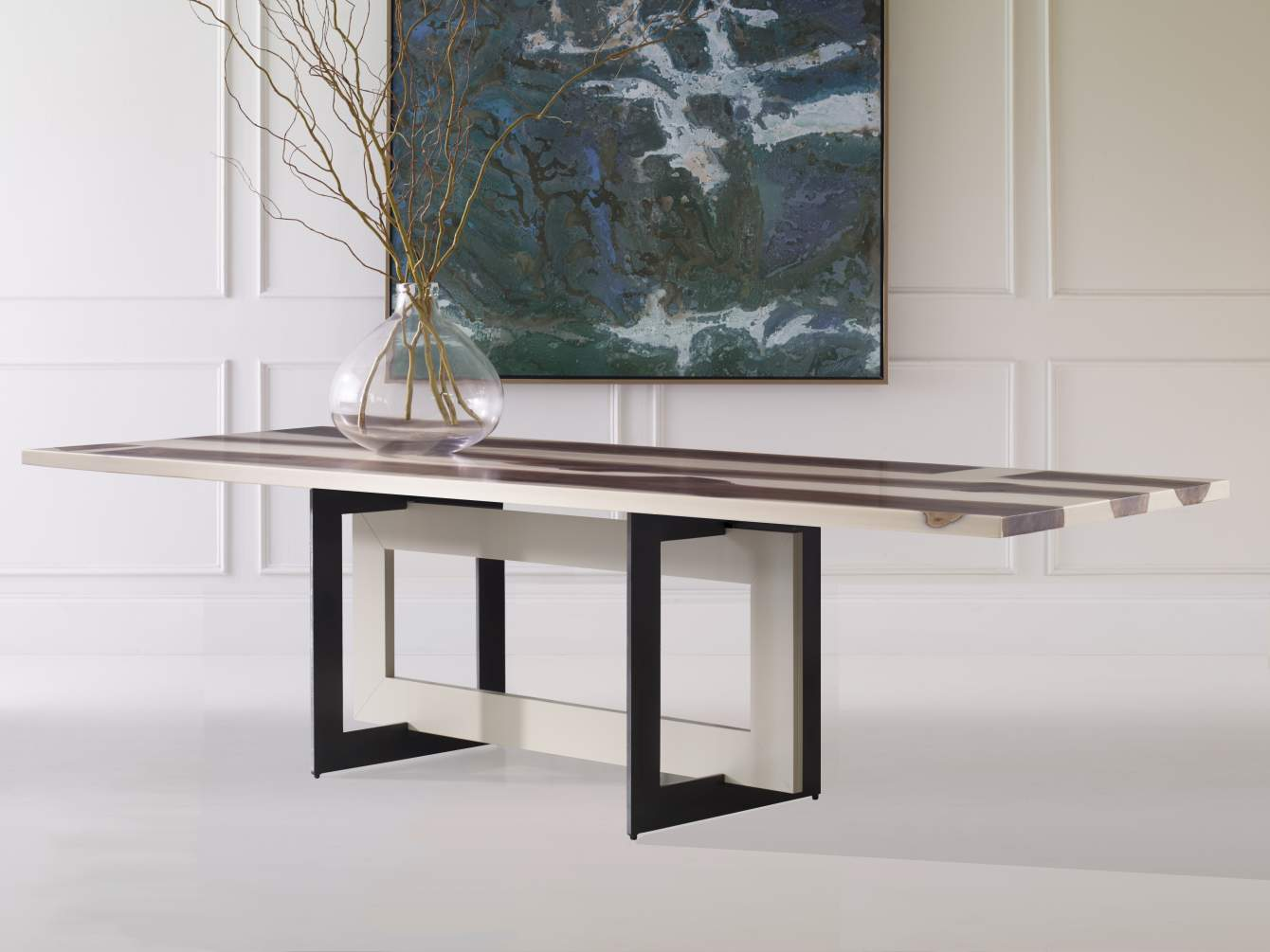 [object Object] Capella Dining Table