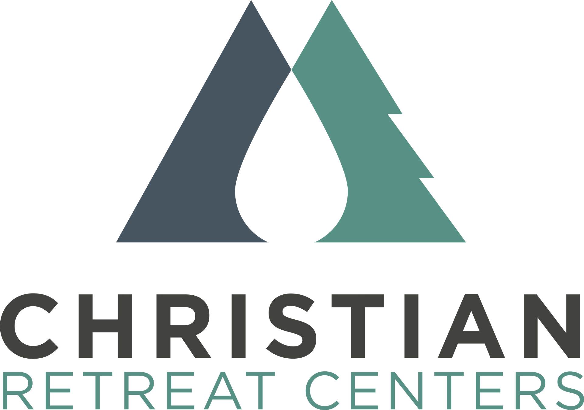 Christian Retreat Centers Logo