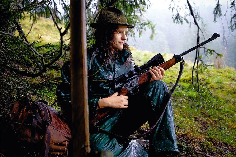 KOCHEN-Fotoköchin Rosmarie Böhlen ist eine leidenschaftliche Jägerin.