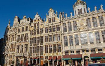 Brüssel: Mehr als nur Waffeln und Schokolade