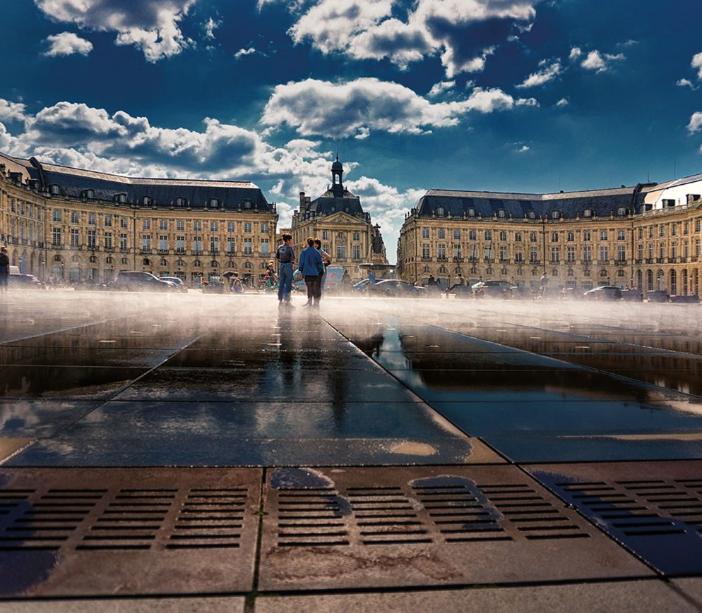 Bordeaux - Mehr als eine Weinstadt