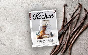 Kochen 03/21 Cover