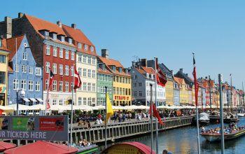 Kopenhagen - im Rampenlicht