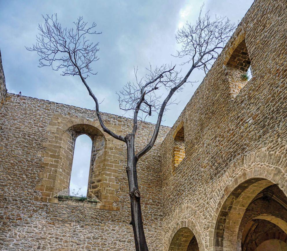 Palermo versteckt auch seine Ruinen nicht: Santa Maria Dello Spasimo ist heute ein einzigartiger Ort für kulturelle Veranstaltungen