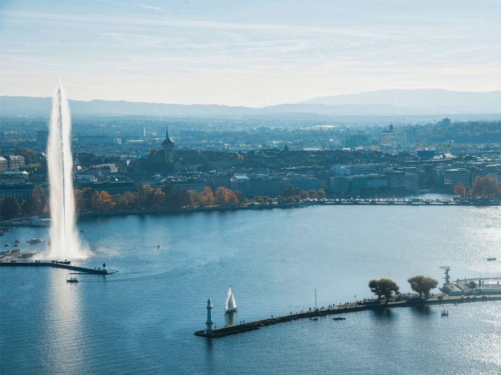 Genf: Wo die Welt sich trifft