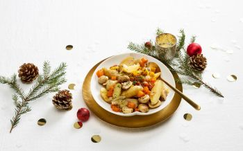 Provenzalisches Winter-Ratatouille