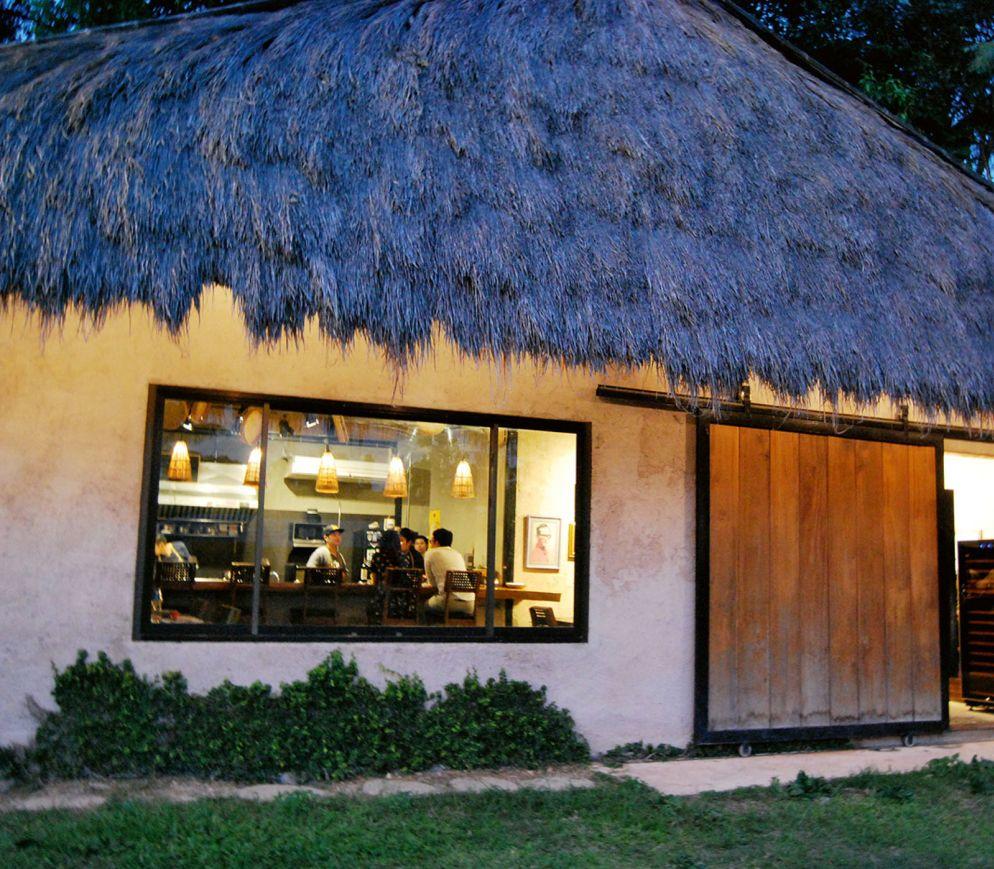 Eine Hütte im Nirgendwo: Das «Locus Native Food Lab» ist der vielleicht heisseste Geheimtipp des Landes.
