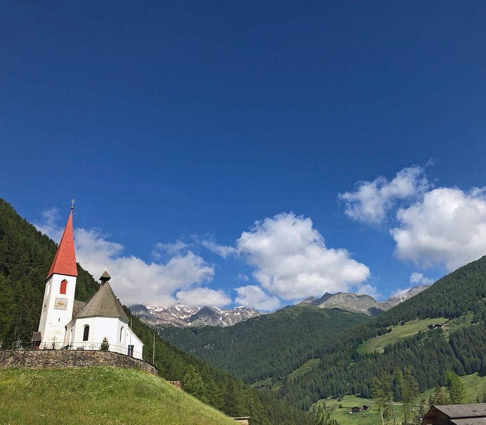 Südtirol: Alpenländisch und mediterran zugleich