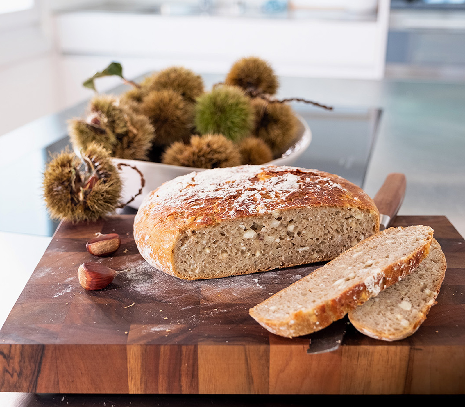 Marroni-Brot