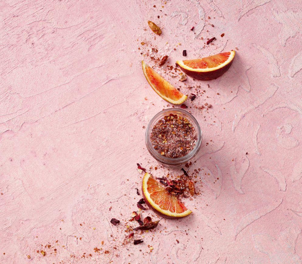Fruchtig, feurig und farbig: Hausgemachte  Salzmischung