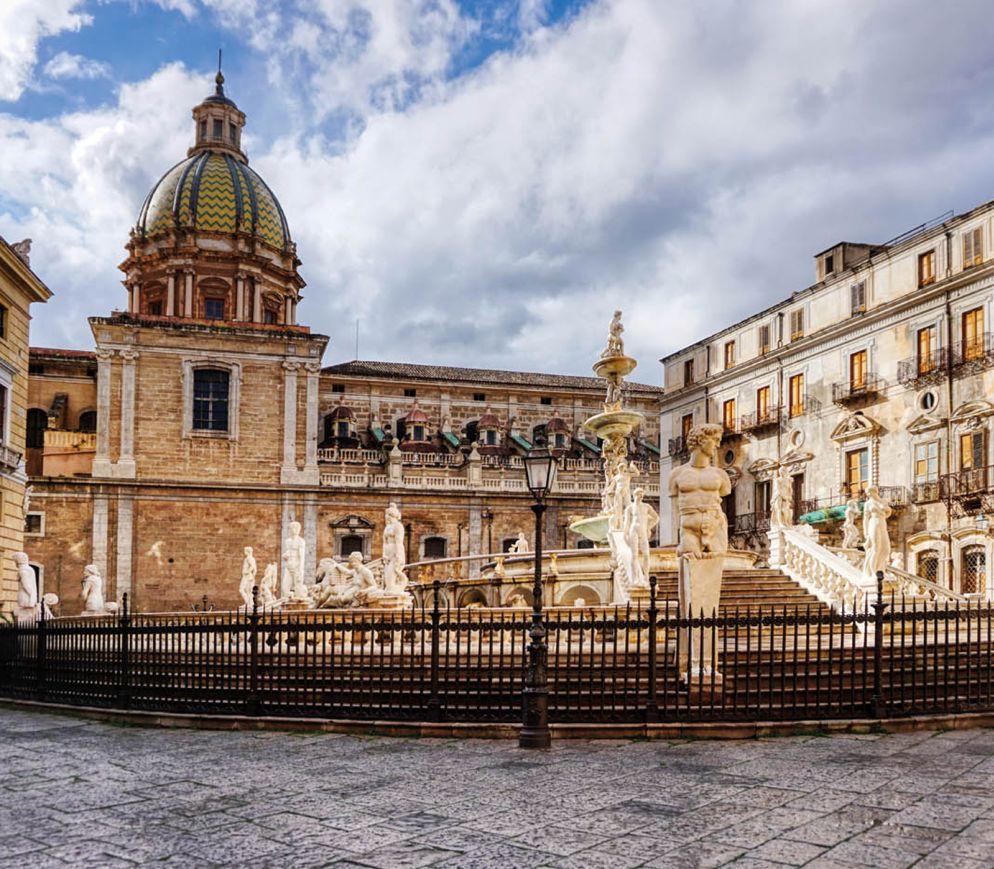 Palermo: Hauptstadt des Streetfoods